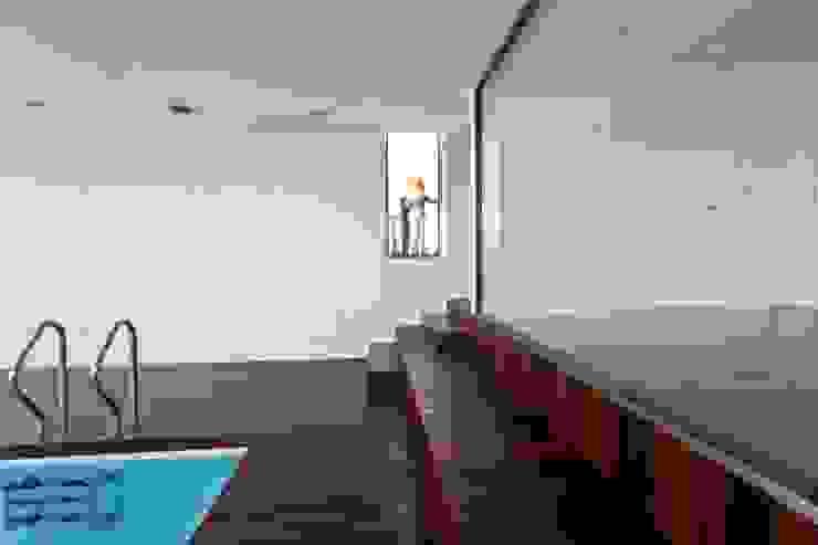 Melo & Filhos Carpintaria Modern Havuz