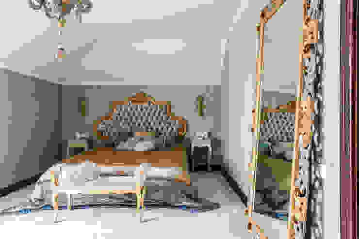 Семейные традиции: Спальни в . Автор – Студия дизайна Светланы Исаевой, Кантри