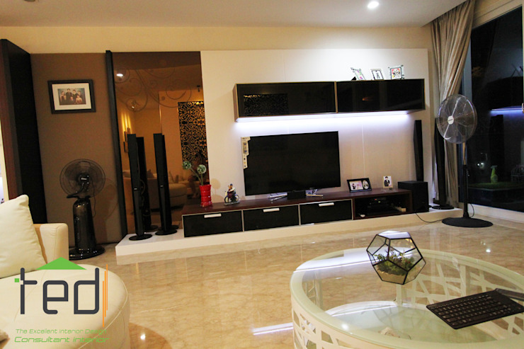 PD. Teguh Desain Indonesia Living roomTV stands & cabinets