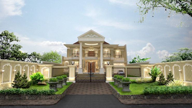 Gerbang Rumah Oleh Arsitekpedia