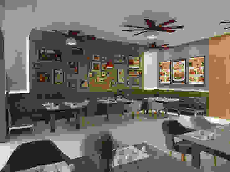 Pojok Ruangan Gastronomi Modern Oleh Arsitekpedia Modern