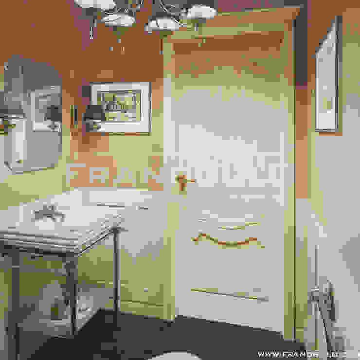 Baños de estilo clásico de Frandgulo Clásico