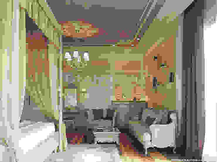Habitaciones de estilo clásico de Frandgulo Clásico