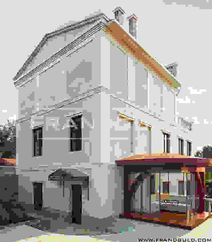Casas de estilo clásico de Frandgulo Clásico