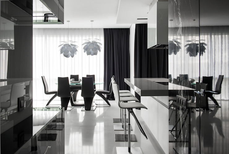 Modern style kitchen by Geometrix Design Modern