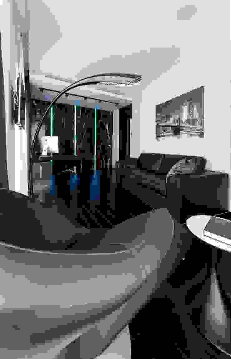 Modern style bedroom by Geometrix Design Modern