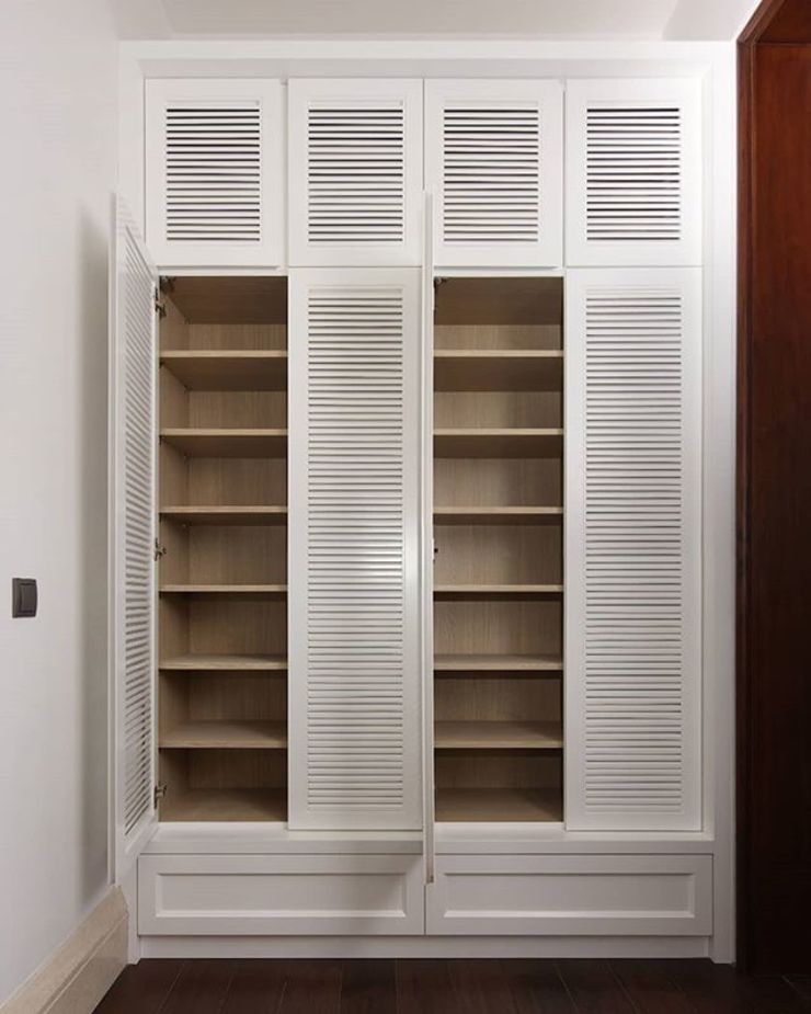 ARF interior СпальняШафи і шафи