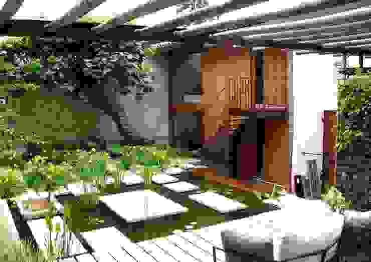 Diseños De Terrazas En Ciudad De México