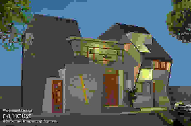 Spandex facade Oleh Alfaiz Design