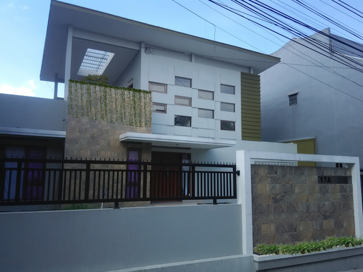 daun architect Modern houses