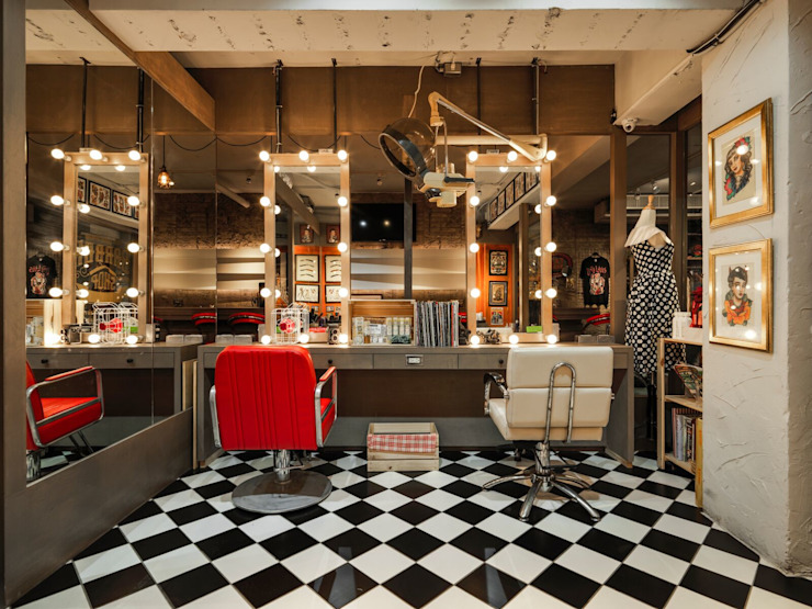 Office spaces & stores  by On Designlab.ltd