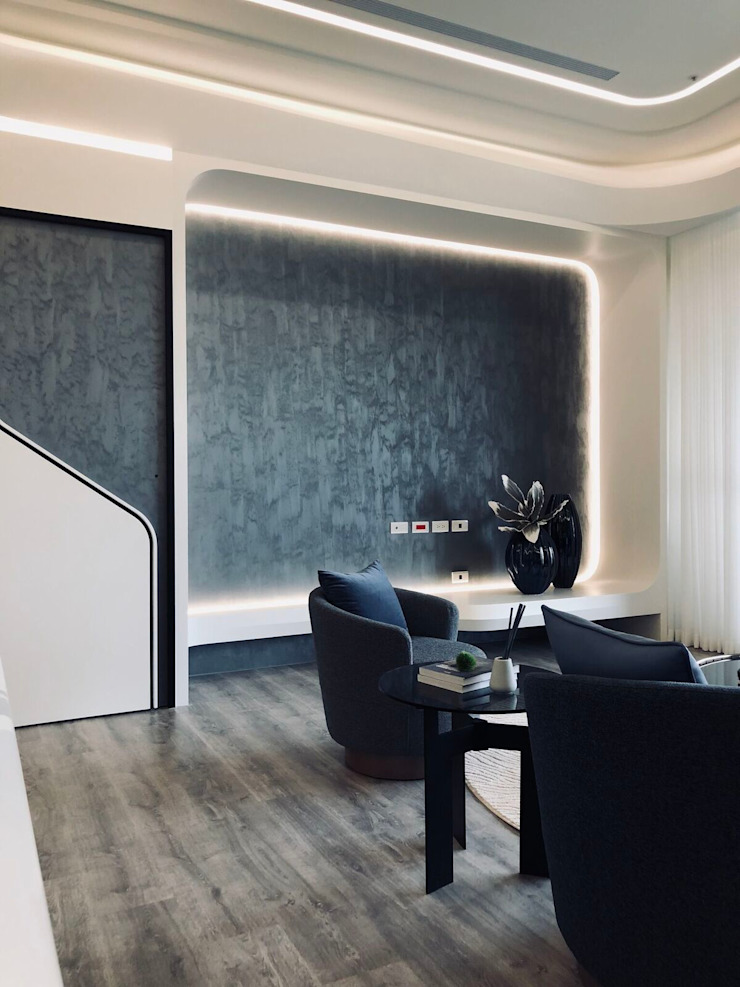 Salas de estar modernas por On Designlab.ltd Moderno