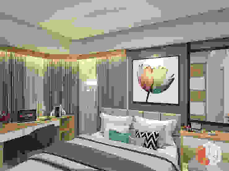 Apartemen Harmoni Kamar Tidur Minimalis Oleh Lavrenti Smart Interior Minimalis