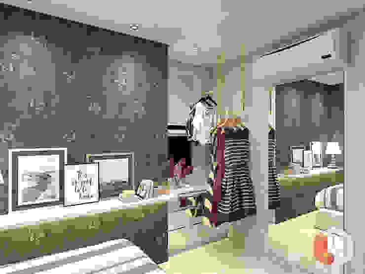 Apartemen Pasar Baru:modern  oleh Lavrenti Smart Interior, Modern