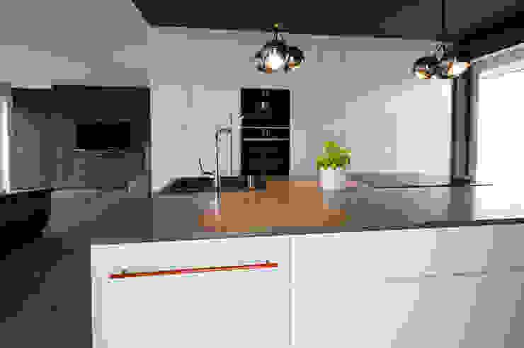 Projekty,  Kuchnia zaprojektowane przez hysenbergh GmbH | Raumkonzepte Duesseldorf,