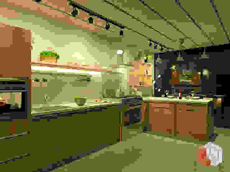 Residensial Kelapa Gading Dapur Minimalis Oleh Lavrenti Smart Interior Minimalis
