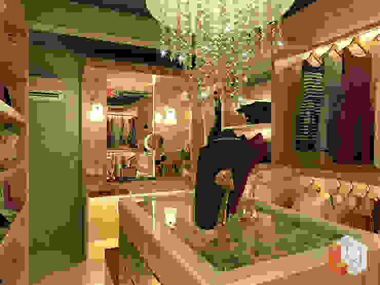 Residensial Kelapa Gading Ruang Ganti Minimalis Oleh Lavrenti Smart Interior Minimalis