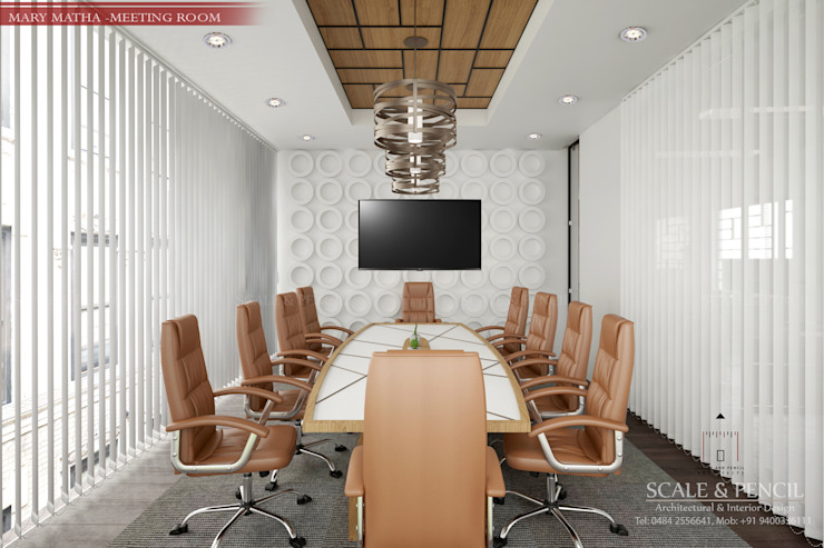 Best commercial designs Kochi by In-Home interiors