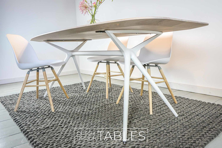 scandinavian  by Dutch Design Tables, Scandinavian