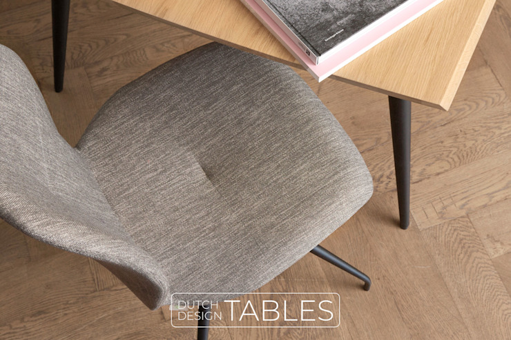 Stoel Mobitec : modern  door Dutch Design Tables, Modern