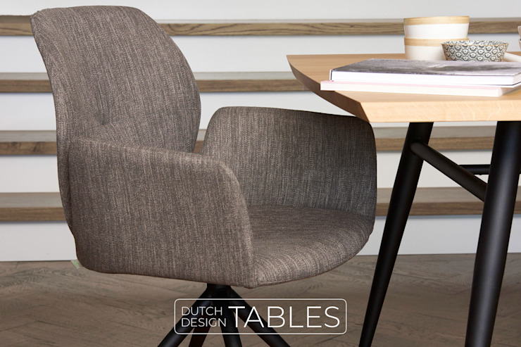 modern  by Dutch Design Tables, Modern