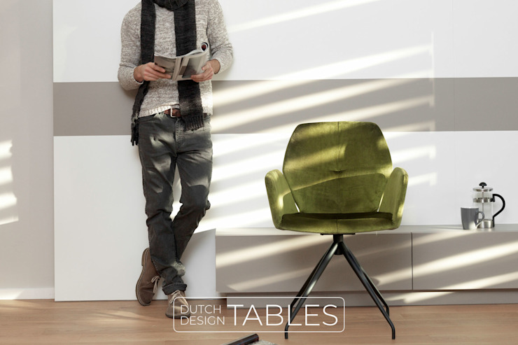 Stoel Mobitec Mood van Dutch Design Tables Scandinavisch
