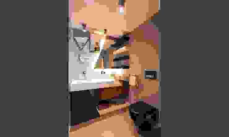 Şekeroğlu Residential Modern Banyo Pebbledesign / Çakıltașları Mimarlık Tasarım Modern