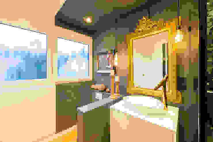 hysenbergh GmbH | Raumkonzepte Duesseldorf Eclectic style bathroom