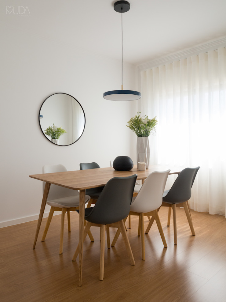 MUDA Home Design Modern dining room
