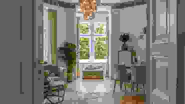 Stilschmiede - Berlin - Interior Design Modern living room