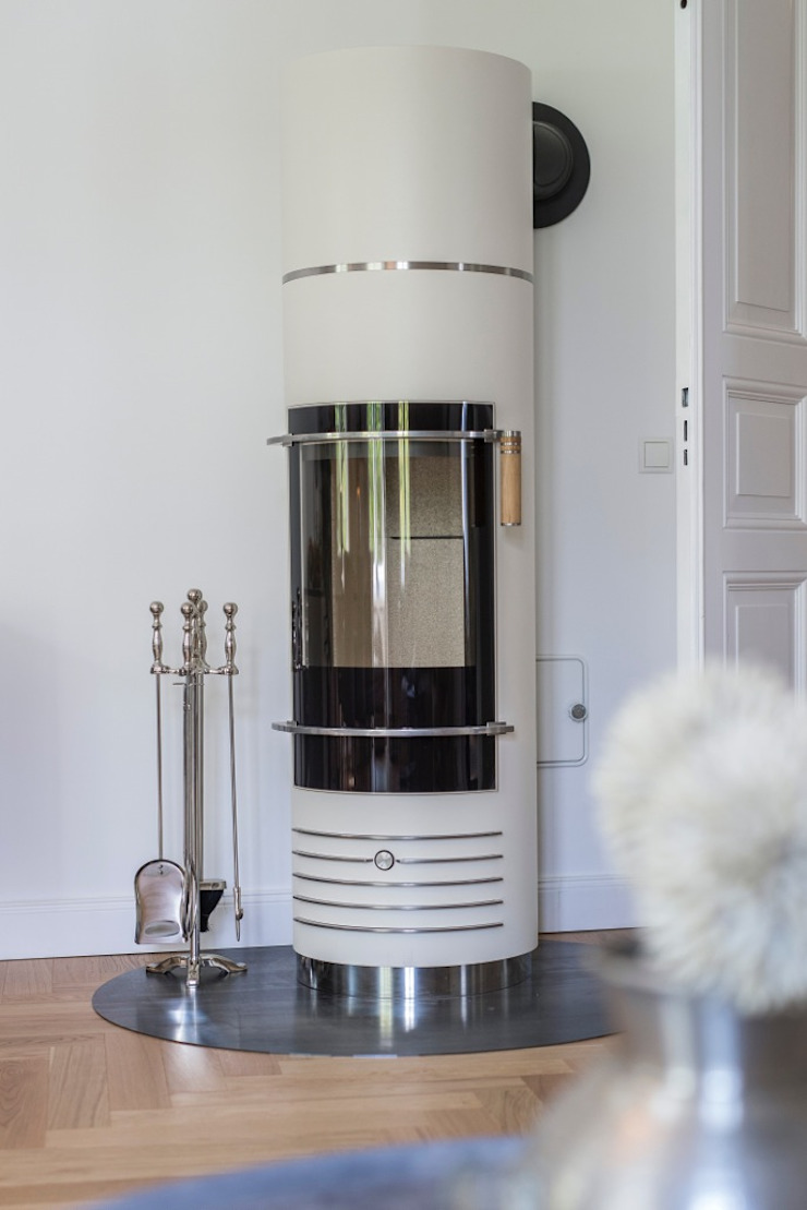 Stilschmiede - Berlin - Interior Design Living roomFireplaces & accessories
