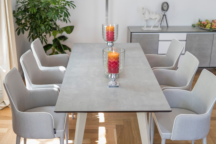 Stilschmiede - Berlin - Interior Design Modern dining room