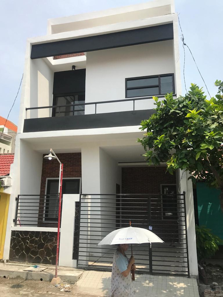After built 6.10 House Oleh Tigha Atelier