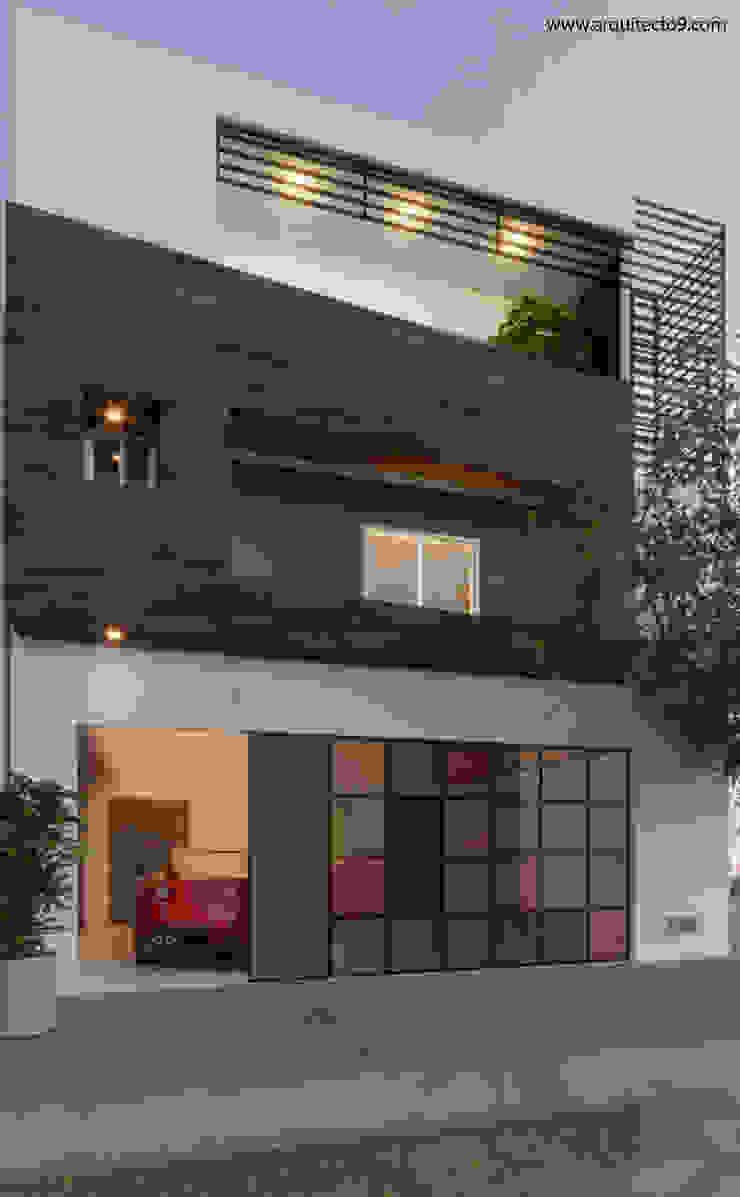 Proyecto arquitectonico arquitecto9.com Casas modernas