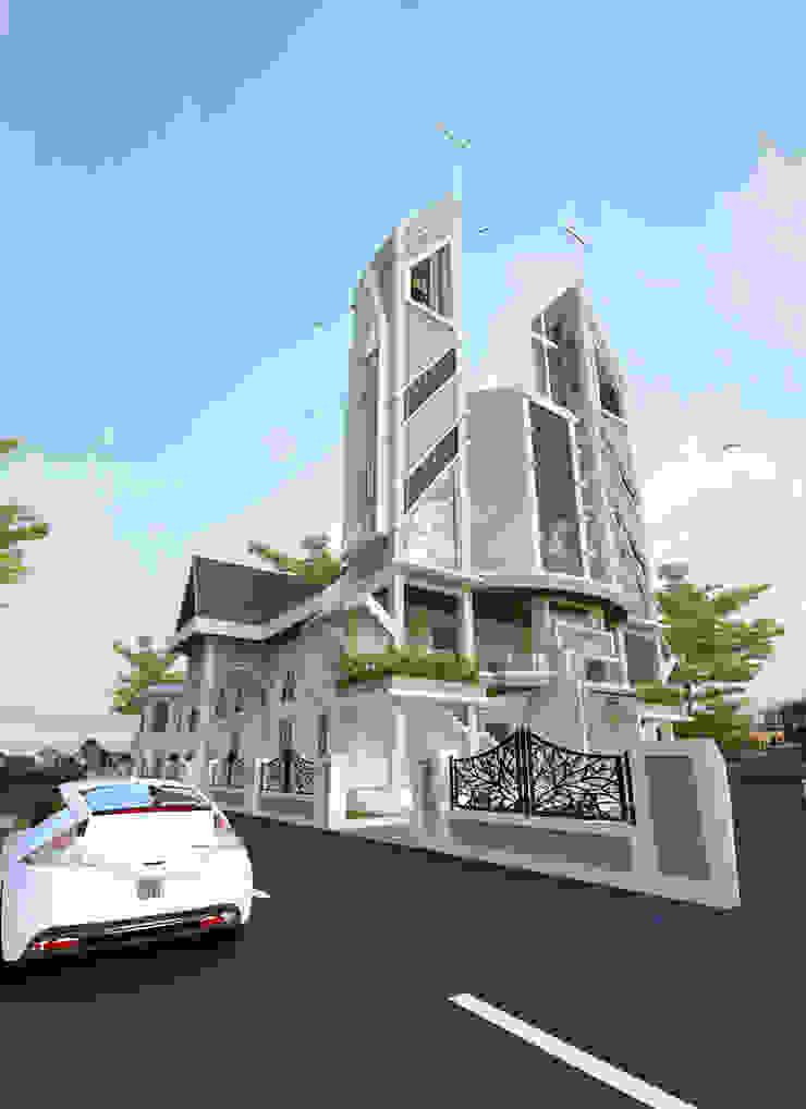 van Hanry_Architect