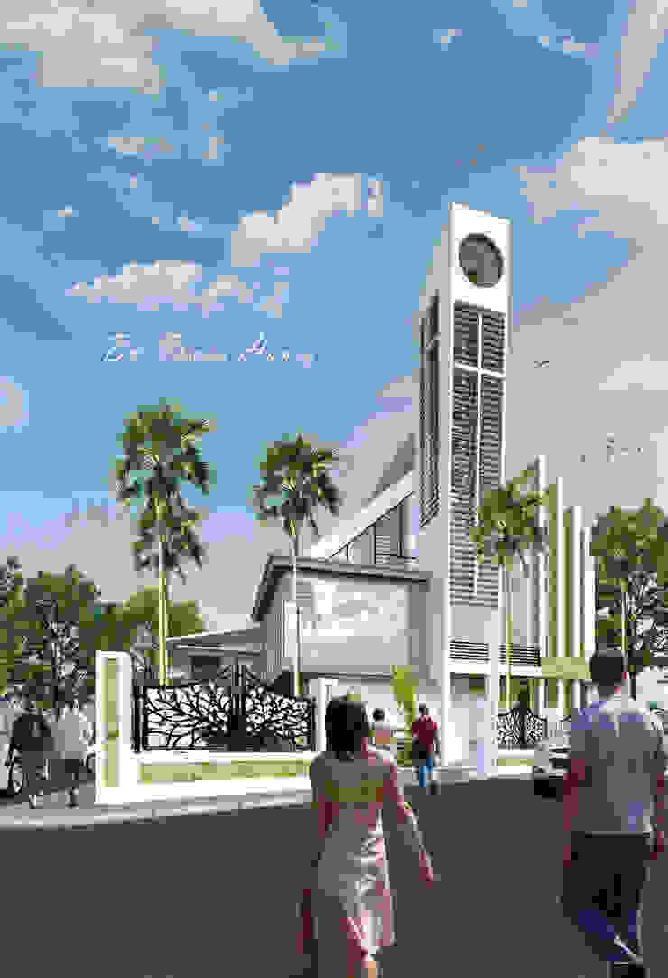Gereja GMIM - Likupang Oleh Hanry_Architect
