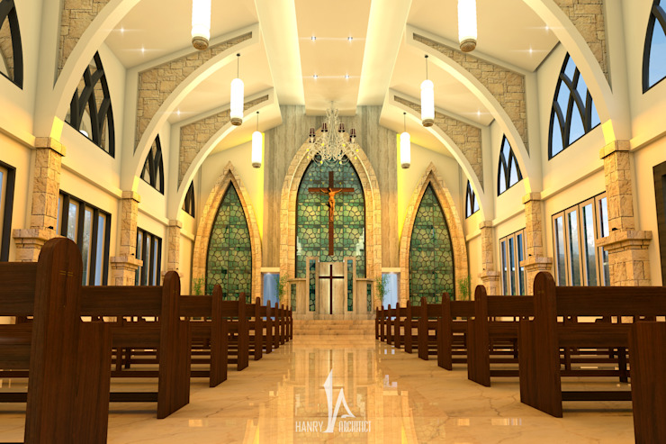 GMIM Abraham Sario – Manado Oleh Hanry_Architect