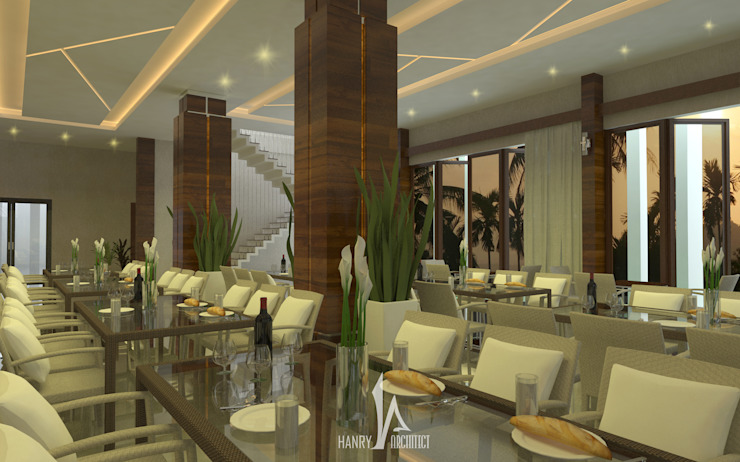 Guest house - Bitung Hanry_Architect Hotel Modern