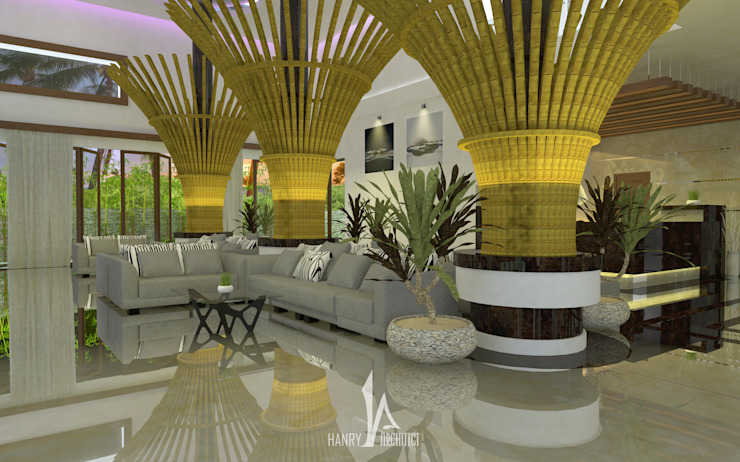 Guest house – Bitung Hanry_Architect Hotel Modern