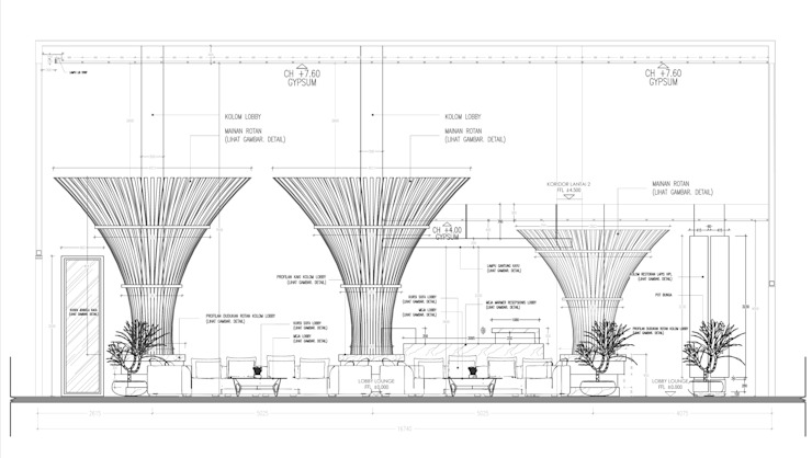 Guest house – Bitung Hanry_Architect