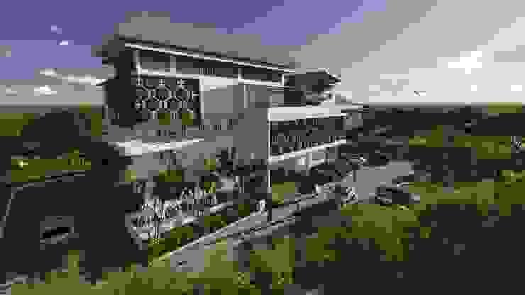 Kantor PIP2B – Manado Oleh Hanry_Architect