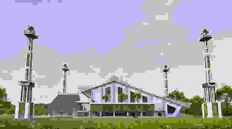 Masjid Raya – Gorontalo Oleh Hanry_Architect
