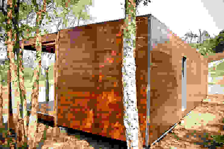 Bungalow Wood Alcobaça - Exterior - 3 por goodmood - Soluções de Habitação Moderno