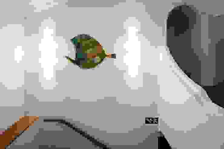 projeto de decoração de um alojamento local em Sintra – Quinta do Pé Descalço Officina Boarotto ArteImagens e pinturas
