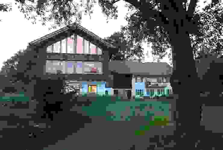 Fensterfront Südseite :  Häuser von WSM ARCHITEKTEN,