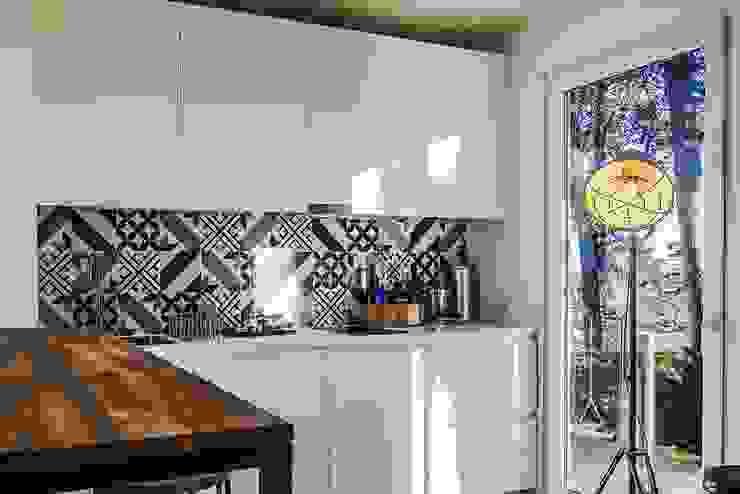 Habitação T1 Estoril - Interior - Cozinha goodmood - Soluções de Habitação Cozinhas pequenas