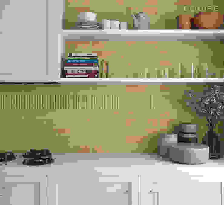 Equipe Ceramicas Kitchen Ceramic Amber/Gold