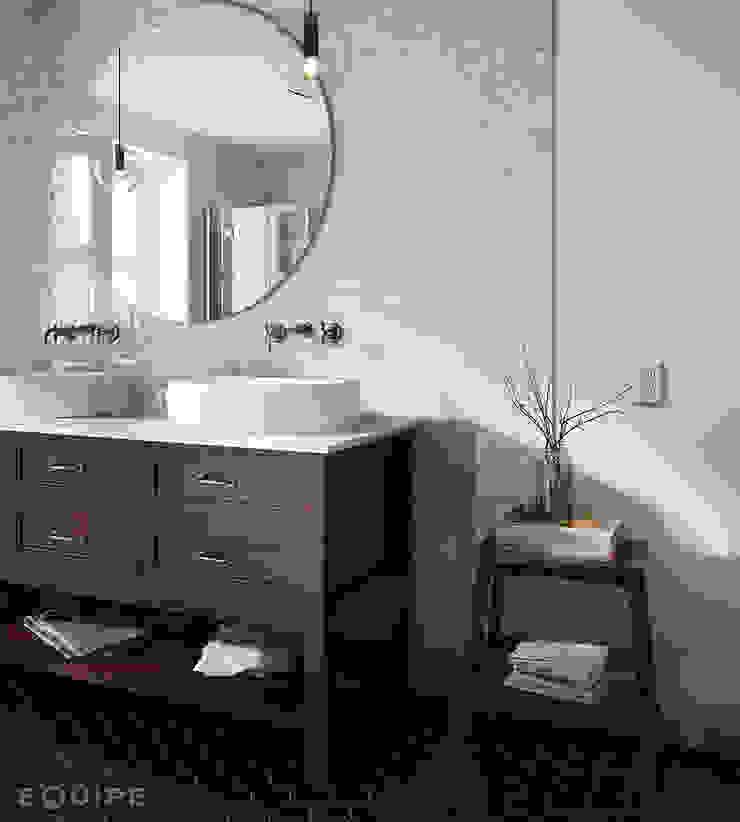Phòng tắm phong cách kinh điển bởi Equipe Ceramicas Kinh điển Gạch ốp lát