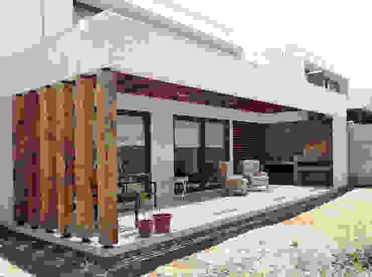 Quincho San Anselmo, 30m2, Chicureo de m2 estudio arquitectos - Santiago Moderno