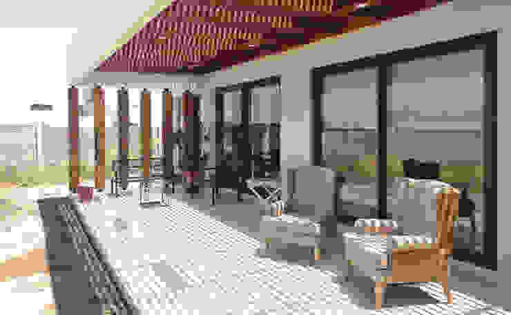 m2 estudio arquitectos - Santiago 平屋頂